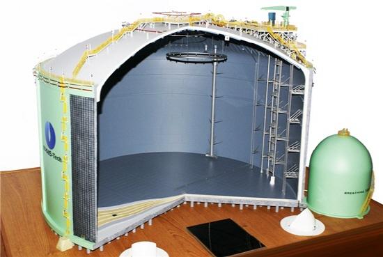 가스기술公 내진설계 적용 Lng 저장탱크 개발 성공 에너지데일리